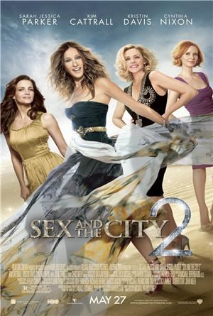 Sex and the City 2 (2010) 1080p Poster
