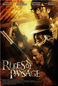 Rites of Passage (2011) Poster