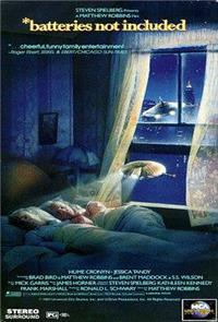 *batteries not included (1987) Poster