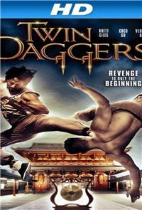 Twin Daggers (2008) 1080p Poster