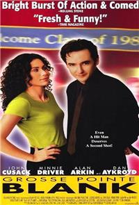 Grosse Pointe Blank (1997) Poster