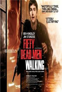 Fifty Dead Men Walking (2008) Poster