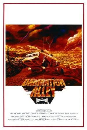 Damnation Alley (1977) 1080p Poster