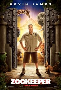 Zookeeper (2011) 1080p Poster