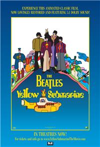 Yellow Submarine (1968) 1080p Poster
