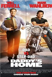 Daddy's Home (2015) Poster