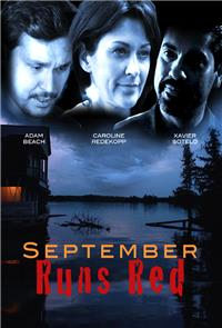 September Runs Red (2012) 1080p Poster