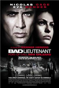 Bad Lieutenant: Port of Call New Orleans (2009) 1080p Poster