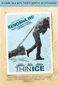 The Convincer (Thin Ice) (2012) Poster