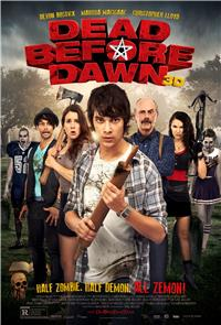Dead Before Dawn 3D (2013) 1080p Poster