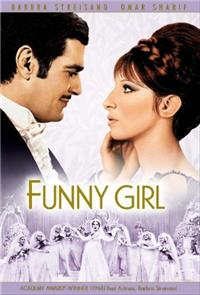 Funny Girl (1968) 1080p Poster