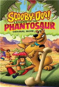 Scooby-Doo! Legend of the Phantosaur (2011) Poster
