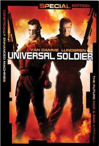 Universal Soldier (1992) Poster