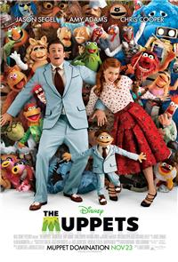 The Muppets (2011) 1080p Poster