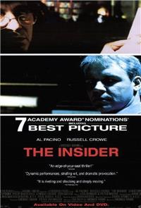 The Insider (1999) 1080p Poster