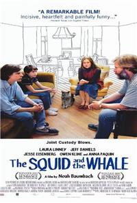 The Squid and the Whale (2005) Poster