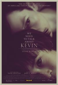 We Need to Talk About Kevin (2012) 1080p Poster