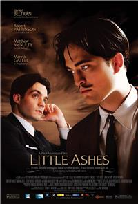 Little Ashes (2009) 1080p Poster