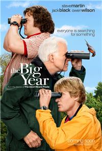 The Big Year (2011) 1080p Poster