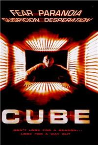 Cube (1998) Poster