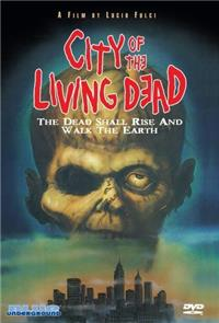 Paura nella citta dei morti viventi (City Of The Living Dead) (The Gates of Hell) (1980) Poster