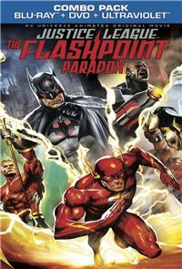 Justice League: The Flashpoint Paradox (2013) 1080p Poster