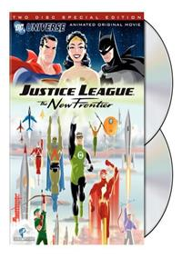 Justice League: The New Frontier (2008) 1080p Poster
