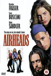 Airheads (1994) Poster