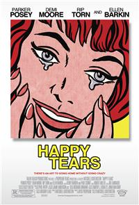 Happy Tears (2010) Poster