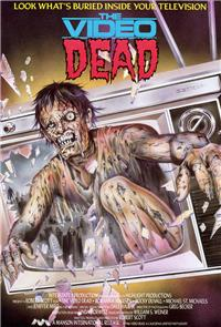 The Video Dead (1987) 1080p Poster