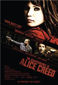The Disappearance of Alice Creed (2010) 1080p Poster