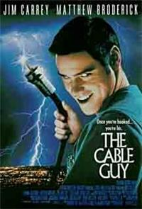 The Cable Guy (1996) Poster