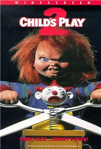 Child's Play 2 (1990) 1080p Poster