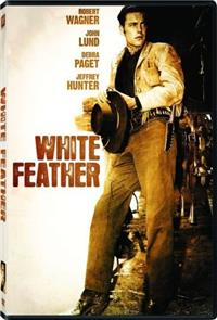 White Feather (1955) 1080p Poster