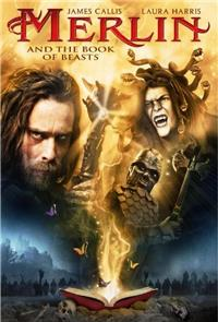 Merlin and the Book of Beasts (2009) 1080p Poster