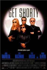 Get Shorty (1995) Poster
