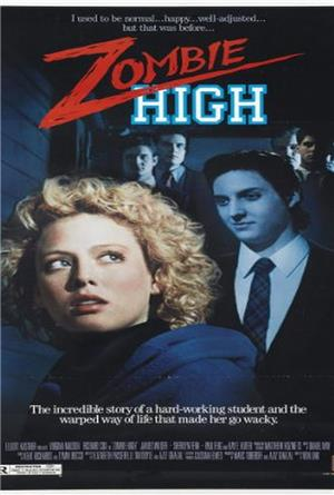 Zombie High (1987) 1080p Poster