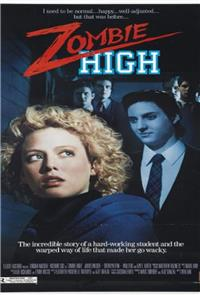 Zombie High (1987) Poster