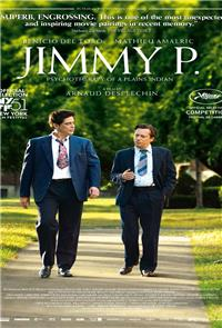 Jimmy P. (2014) Poster