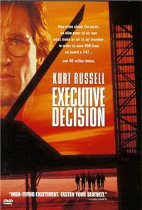 Executive Decision (1995) 1080p Poster