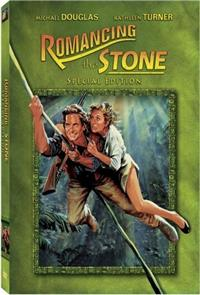 Romancing the Stone (1984) 1080p Poster