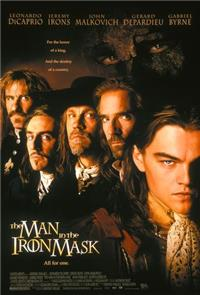 The Man in the Iron Mask (1998) 1080p Poster