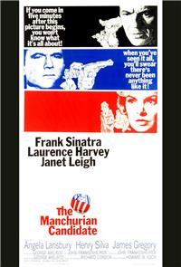 The Manchurian Candidate (1962) 1080p Poster