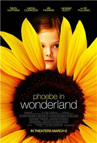 Phoebe in Wonderland (2009) Poster