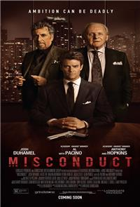 Misconduct (2016) Poster