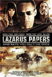 The Lazarus Papers (2010) 1080p Poster