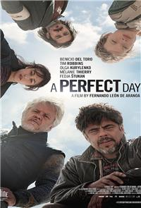 A Perfect Day (2016) 1080p Poster