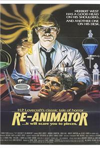Re-Animator (1985) Poster