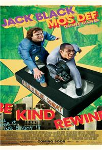 Be Kind Rewind (2008) 1080p Poster