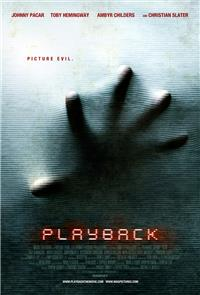 Playback (2012) 1080p Poster